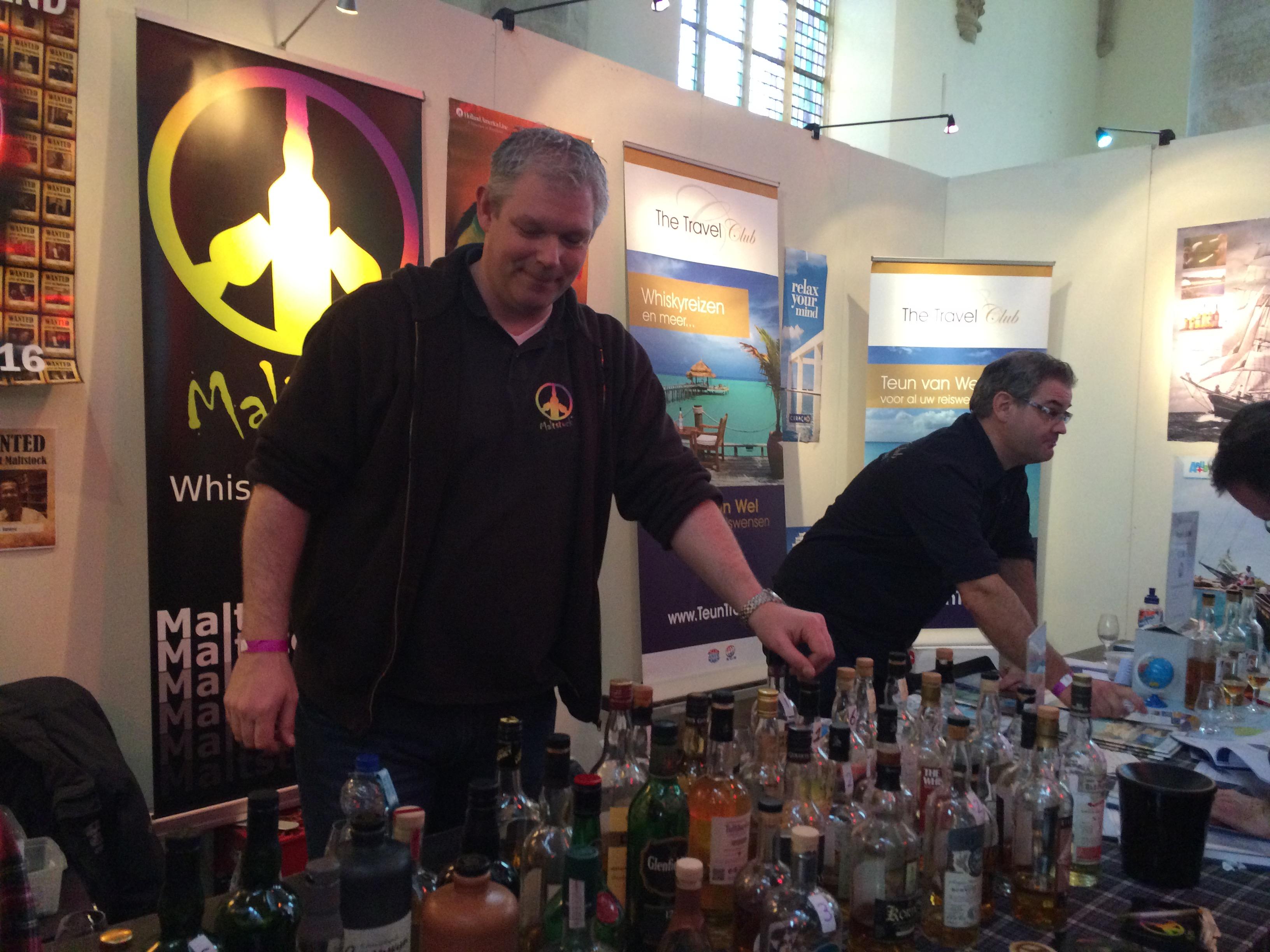 Maltstock at hielander whisky festival 2016