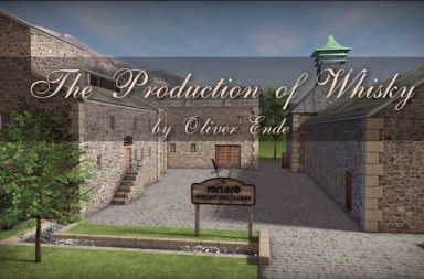 Production of whisky