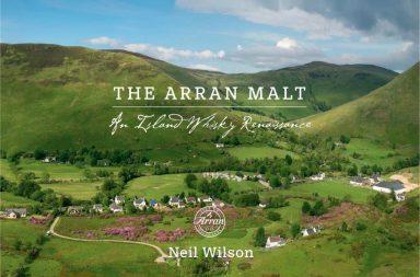 Arran anniversary book