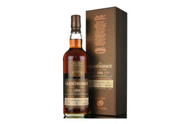 Glendronach 1994 distillery exclusive