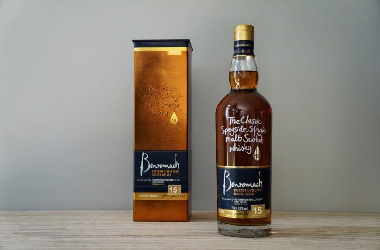 Benromach 15