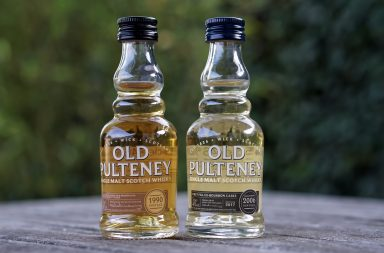 Old Pulteney 2006 & 1990