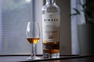 Bimber re-charred oak