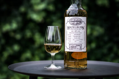 Hazelburn 18 year old